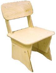 стульчик детский регулируемый